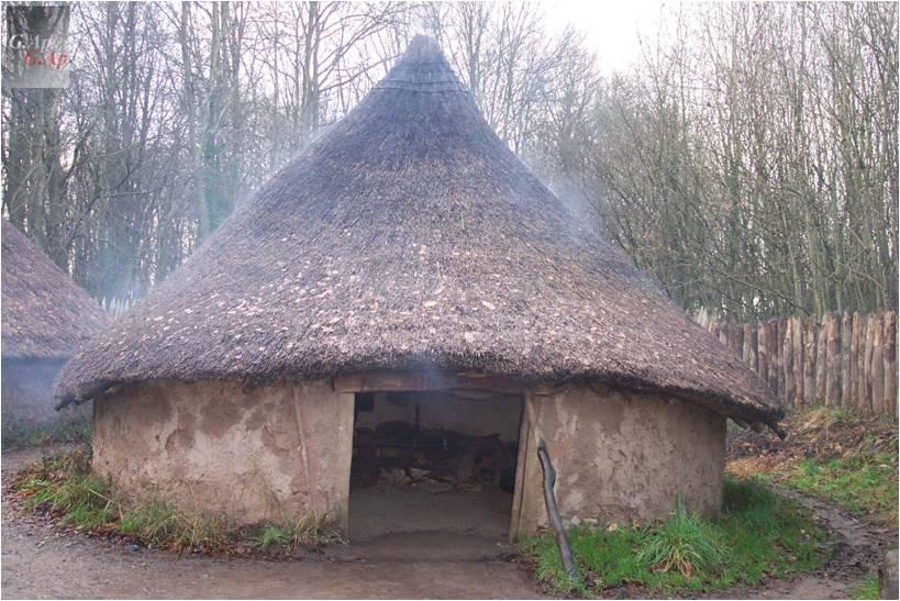 Keltske kuće
