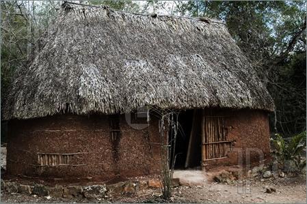 kuće Maya naroda