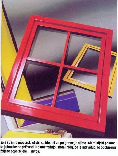 prozori u boji