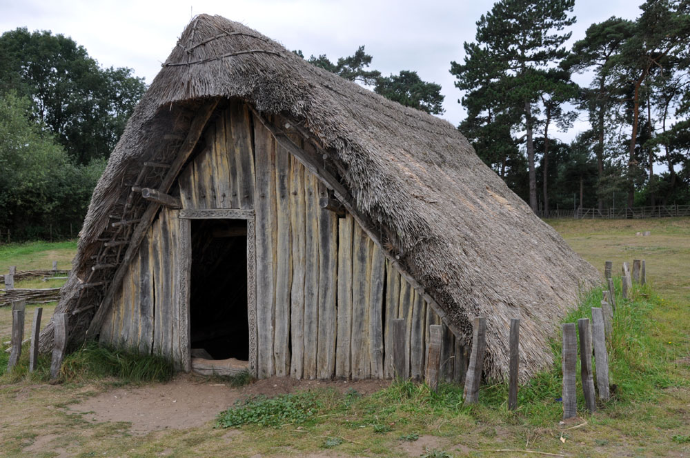 saxonske kuće