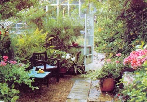 zimski vrt