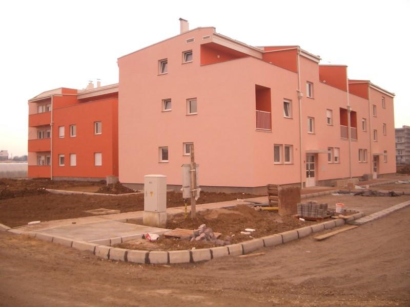 Pvc stolarija zgrade Jakuševac